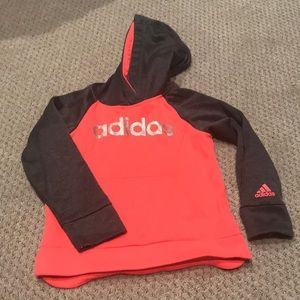 girls 4T Adidas sweatshirt